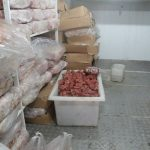 کشف بیش از ۲ تن گوشت فاسد در شهریار