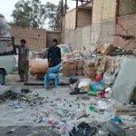 پلمپ ۲۴۰واحد غیرمجاز جمع آوری ضایعات در شهرستان شهریار