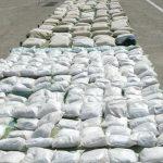 ۶ تن مواد افیونی در غرب استان تهران کشف شد