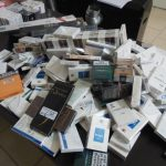 کشف ۱۰ هزار نخ سیگار خارجی قاچاق و دستگیری ۲ نفر قاچاقچی در شهریار